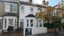 4 bed Terraced home in Palmerston Road...