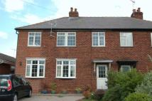 3 bedroom semi detached home in Old Blyth Road, Ranby...