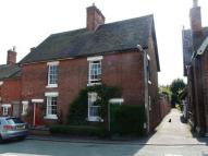 2 bed semi detached property in Main Street, Alrewas...