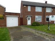 2 bed semi detached home for sale in Leven Close...