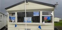 Caravan in Sandylands Holiday Park for sale