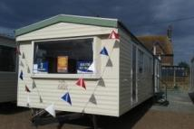 Caravan in Alberta Holiday Park