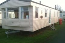 Caravan in Alberta Holiday Park for sale