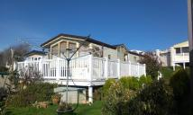 Caravan in Nodes Point Holiday Park for sale