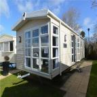 Caravan in Rockley Park Holiday Park