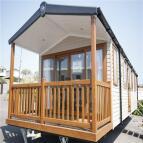 Caravan in Littlesea Holiday Park