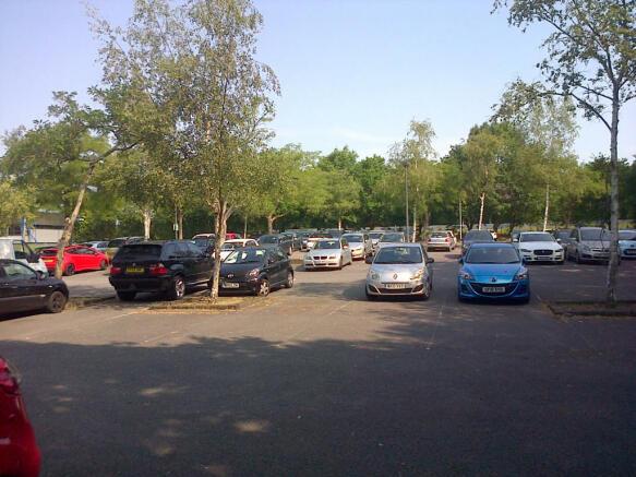 3 Large Car Parks