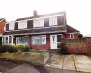 semi detached home in Grenville Close, Poulner...