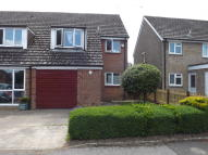 semi detached house to rent in Churchill Close...