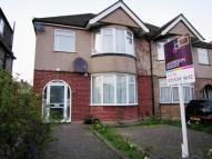 semi detached house in Great West Road...