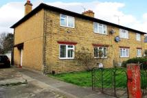 3 bed semi detached house in Challis Road...