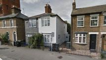 2 bedroom Terraced home in High Street, Epping