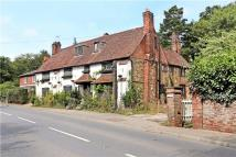 semi detached property in High Street, Westerham...