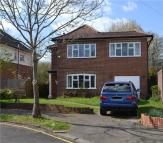 4 bedroom Detached home in Croft Way, Sevenoaks...