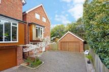 Detached home to rent in Woodside Road, Sevenoaks...