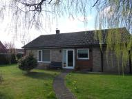 Bungay Detached Bungalow to rent