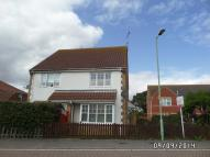 2 bed semi detached property in Rio Close...