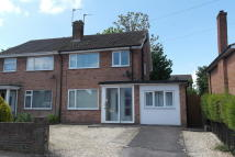 semi detached property in Blenheim Close, Didcot
