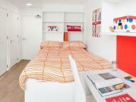 Studio apartment in The Colston, City Centre