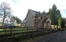 3 bedroom Detached property to rent in Glendouglas Lodge...