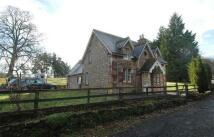3 bedroom Detached property to rent in Glendouglas...