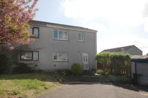 semi detached property in 3 Queens Croft, Kelso...