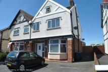Flat in Beach Rd, Cleveleys...