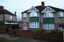 4 bed semi detached property in Whitton Avenue West...