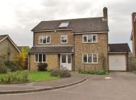 Detached house to rent in Godwyn Close, Abingdon...