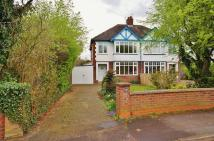 semi detached property in South Avenue, Abingdon...