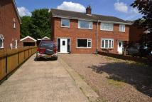semi detached home for sale in Casswell Crescent...