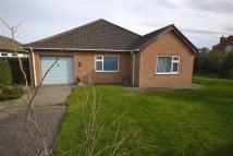 2 bed Detached Bungalow in Bedford Road, Cleethorpes