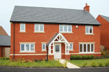 4 bed new property for sale in Whitefriars Drive...