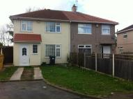 3 bedroom semi detached home in Hazel Grove...