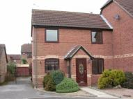 2 bedroom semi detached property to rent in Cardinal Close...