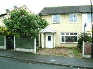 2 bedroom semi detached home for sale in Chestnut Avenue...