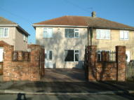 semi detached house in Lime Tree Crescent...