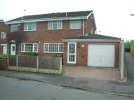 semi detached home in Farringdon Drive...
