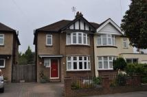 semi detached property in Raeburn Avenue, Surbiton