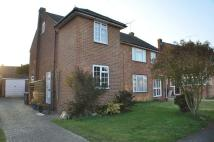 semi detached home for sale in Fullerton Road...