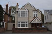 Detached property in Uxbridge Road, Hampton