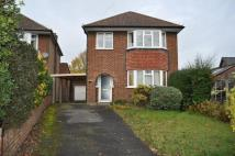 Detached home in Chesterfield Road...