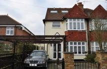 semi detached home for sale in Elmfield Avenue...