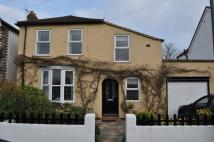 Detached home in Woodthorpe Road, Ashford