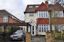 Elmfield Avenue semi detached property for sale