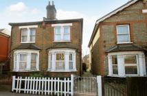 2 bedroom semi detached home in Cromwell Road...