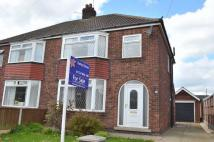 3 bedroom semi detached property to rent in Morecambe Avenue...