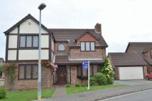 4 bed Detached property for sale in The Meadows, Messingham...