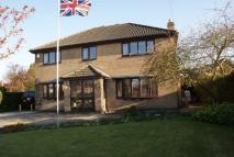 Detached property for sale in High Street, Scotter...