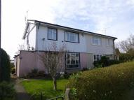 semi detached house in Bromfield Avenue, Llay